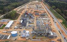 South Carolina Pellet Plant