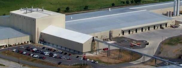 Tennessee Gypsum Wall Board Plant