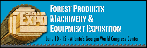2015 Forest Product Machinery and Equipment Expo
