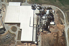 North Carolina MDF Plant